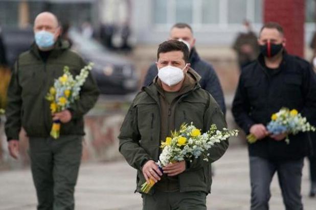 Brandweer nog steeds ingezet bij Tsjernobyl, 34 jaar na kernramp