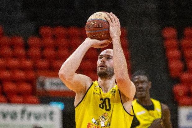 Champions League basket - Oostende gaat ook onderuit tegen Straatsburg