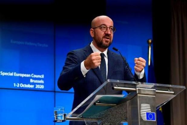 Adoption des sanctions européennes contre des responsables au Bélarus