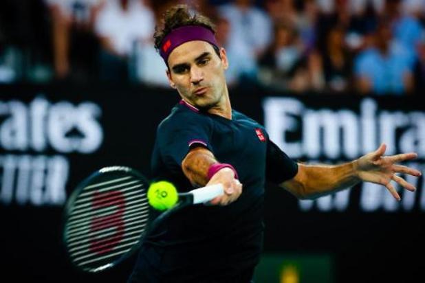 """Open d'Australie - """"Federer s'est engagé à venir"""", selon le patron du tournoi"""