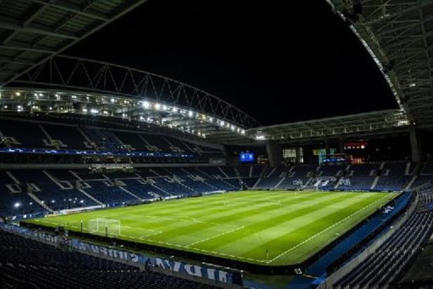 La finale de la Ligue des Champions déplacées d'Istanbul à Porto