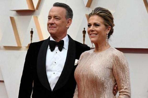 Coronavirus - Tom Hanks en zijn vrouw Rita Wilson verlaten ziekenhuis in Australië