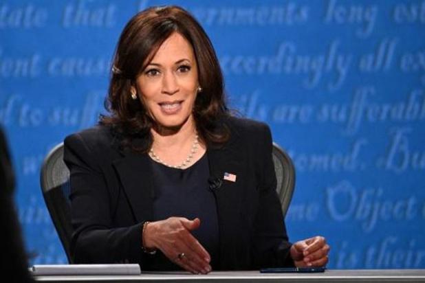 Amerikaanse presidentsverkiezingen - Kamala Harris hervat campagne na korte coronapauze