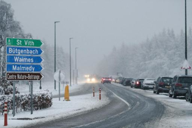 Interdiction de circuler et de se garer dans les Fagnes du 1er au 3 janvier