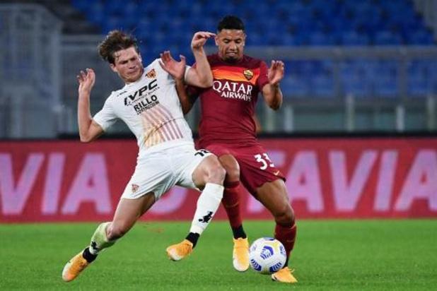 Les Belges à l'étranger - Daam Foulon et Benevento repartent de Bologne avec un point