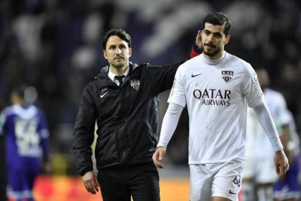 Omid Ebrahimi et Saeid Ezatolahi quittent l'AS Eupen