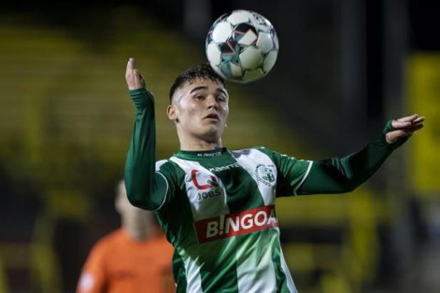 1B Pro League - Lommel buigt achterstand om bij Lierse en wint duel om vierde plaats
