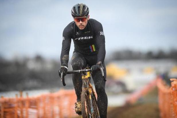 Sven Nys participera aux championnats du monde de e-mountainbike