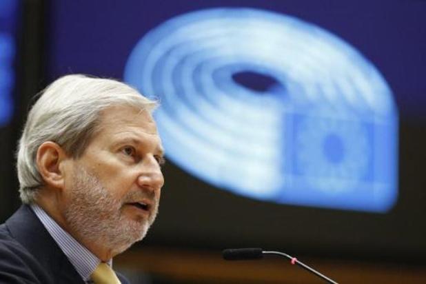 Groen licht voor Europese Commissie om geld te lenen