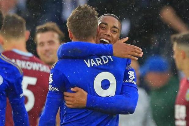 Belgen in het buitenland - Tielemans maakt winnende treffer voor Leicester tegen Burnley