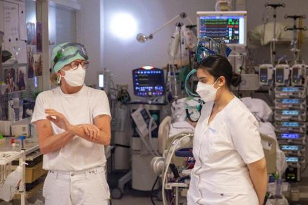 Meer dan 750 patiënten op intensieve zorg