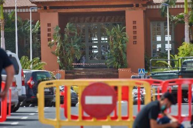 Honderdtal gasten mag in quarantaine geplaatste hotel in Tenerife verlaten