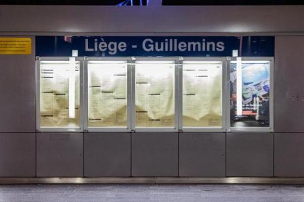Station Luik-Guillemins opnieuw open voor reizigers