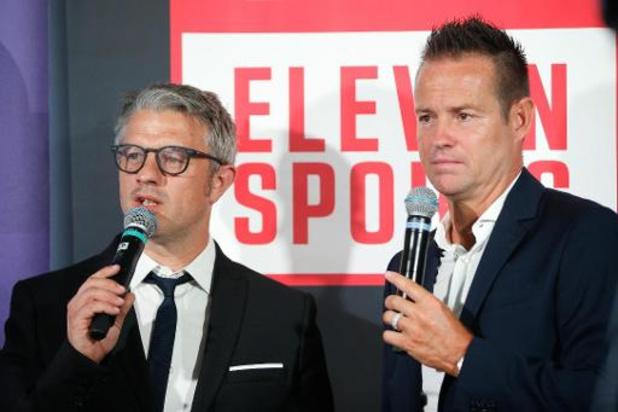 Jupiler Pro League: VRT bereikt overeenkomst met rechtenhouder Eleven Sports omtrent Extra Time