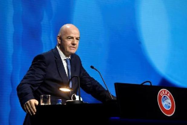 Récusation du procureur qui enquêtait sur Gianni Infantino, le président de la FIFA