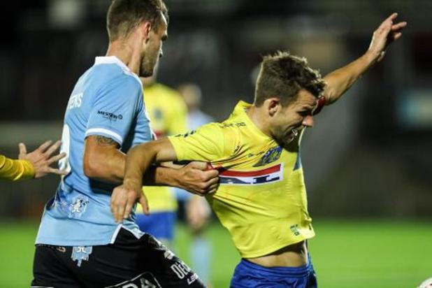 1B Pro League - Deinze en Westerlo delen de punten
