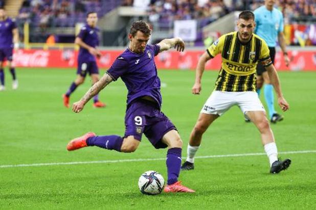 Conference League - Doelpuntenmaker Raman blij met rust in aanloop naar return tegen Vitesse