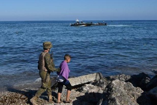 Migrants: tension maximale entre l'Espagne et le Maroc
