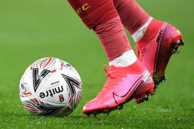 Geen betaald voetbal in Nederland tot en met 31 maart