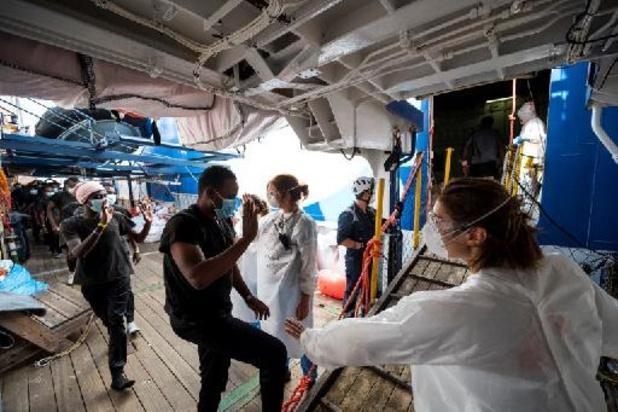 MSF relance ses activités de recherche et de sauvetage en Méditerranée
