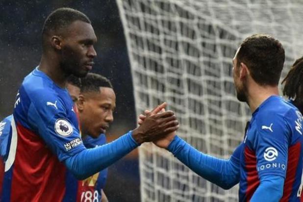Benteke lukt eerste seizoenstreffers voor winnend Crystal Palace