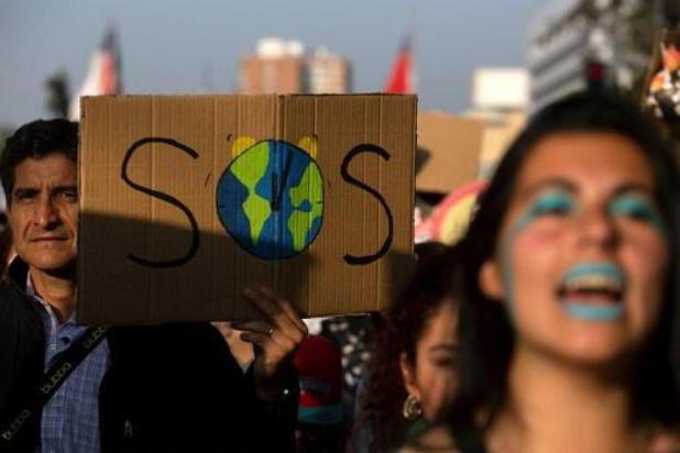 """Climat - """"Annuler la COP ne reporte pas le changement climatique"""", prévient Greenpeace"""