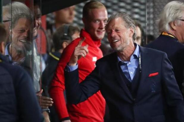 Europa League - Zege na moeilijke wedstrijd doet Standard-trainer Preud'homme plezier