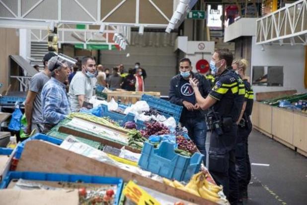 Nombre record de contaminations en une semaine aux Pays-Bas