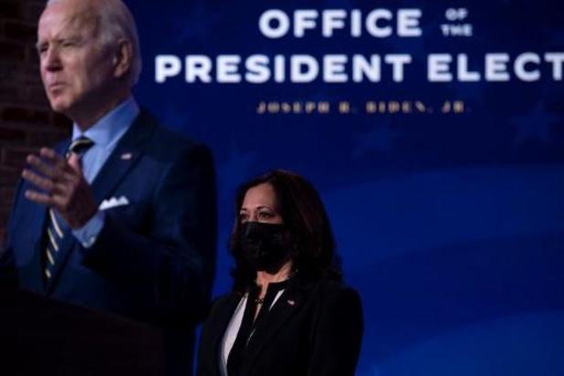 Joe Biden beschuldigt Donald Trump van blokkeren machtsoverdracht