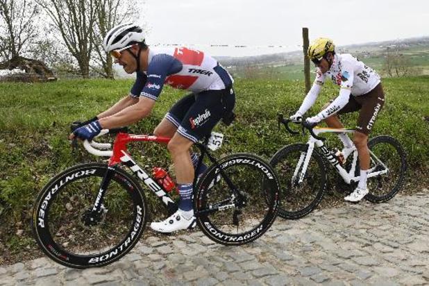 """Tour des Flandres - """"A 5 km de l'arrivée, je savais qu'on courait pour la 3e place"""""""
