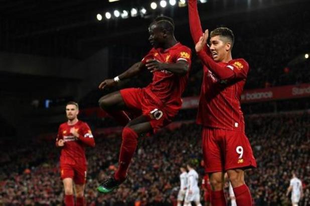 Les Belges à l'étranger - Liverpool et Origi écartent facilement Sheffield United et filent vers le titre