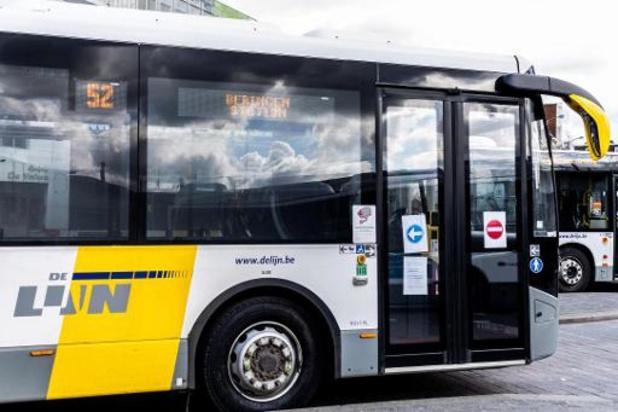 De Lijn reporte le lancement du tram-bus à Bruxelles