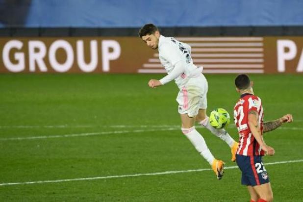 Federico Valverde (Real Madrid) legt positieve coronatest af