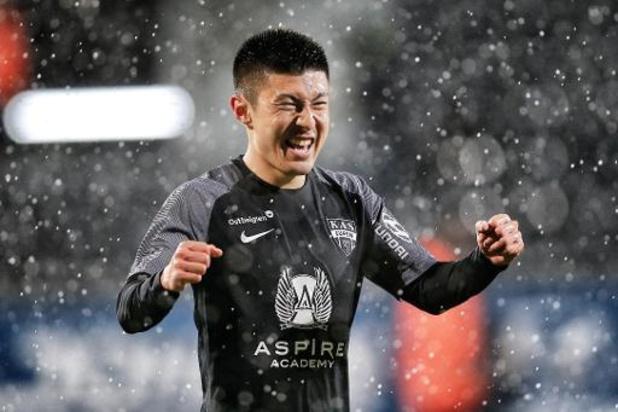 Jupiler Pro League - L'attaquant japonais Yuta Toyokawa quitte l'AS Eupen