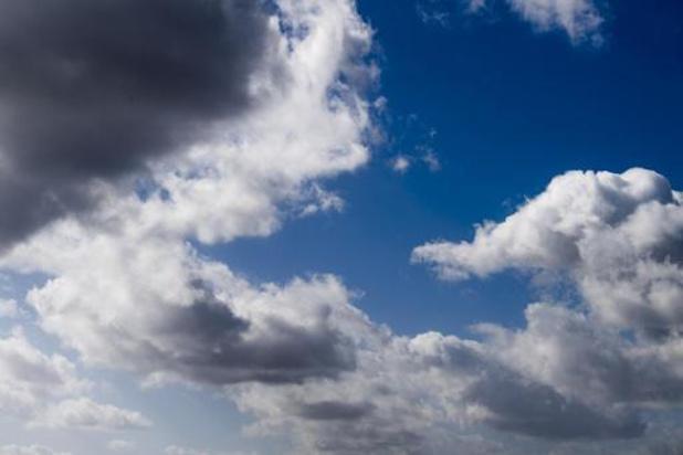 Le ciel balance entre nuages et éclaircies