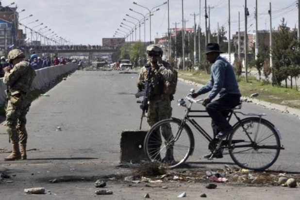Boliviaanse presidente zou verkiezingen aankondigen - zeker 6 doden bij rellen in El Alto