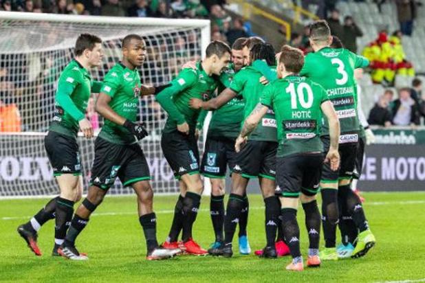 Jupiler Pro League - Cercle Brugge zet nieuwe stap richting redding na zege tegen AA Gent