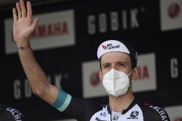 Simon Yates gagne en solitaire la 2e étape et prend le pouvoir