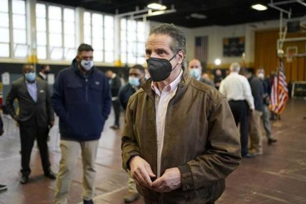 """Gouverneur New York heeft spijt over """"verkeerd geïnterpreteerde"""" uitspraken"""