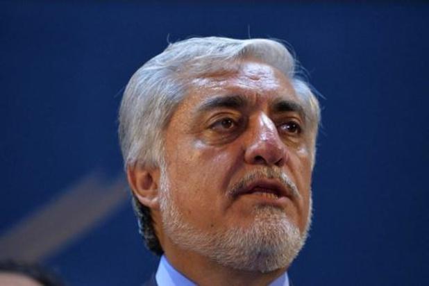 Afghaanse presidentskandidaat boycot hertelling stemmen