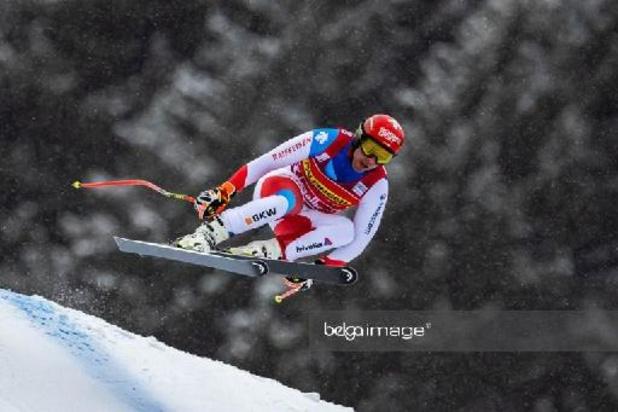 Coupe du monde de ski alpin: les descentes des finales annulées