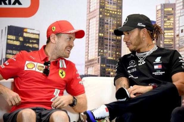 Ferrari bevestigt vertrek van Sebastian Vettel op einde van het seizoen