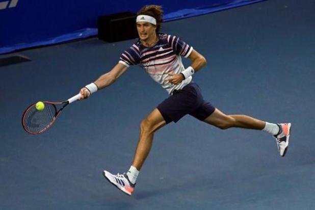 US Open - L'Allemand Alexander Zverev qualifié pour sa deuxième demi-finale en Grand Chelem