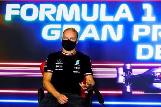 F1: Valtteri Bottas (Mercedes) le plus rapide de la première séance d'essais libres à Montmelo