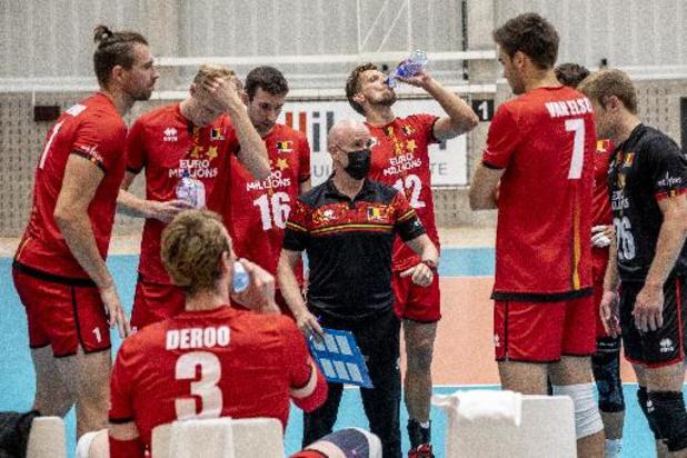 Championnat d'Europe de volley - Troisième défaite en quatre matches pour les Red Dragons, battus par la Pologne