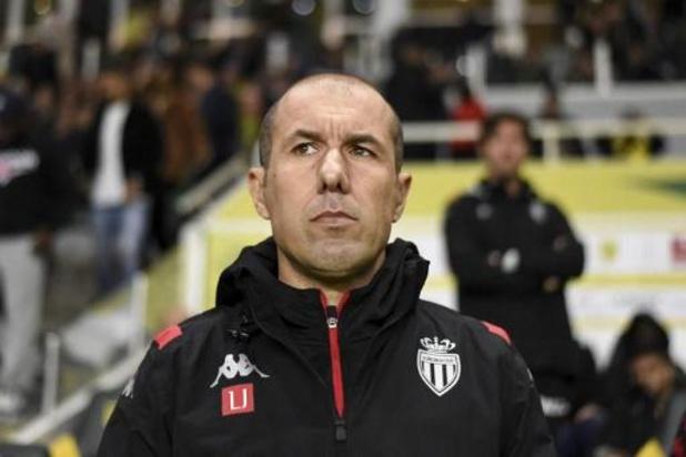 Ligue 1 - Leonardo Jardim encore limogé par Monaco, Roberto Moreno le remplace