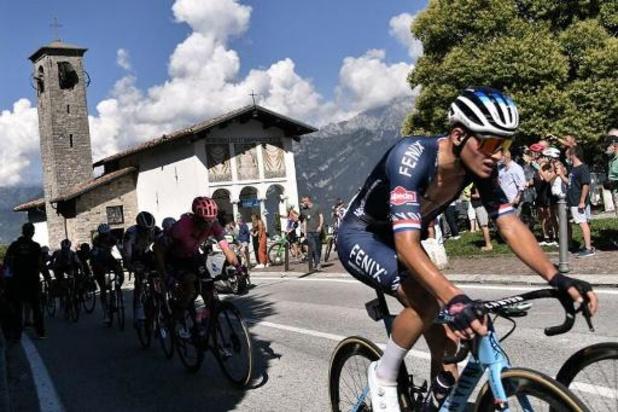 Tour de Lombardie - Dixième, Mathieu van der Poel s'est surpris