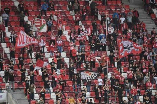 Hongaarse bekerfinale mag doorgaan met 10.000 toeschouwers