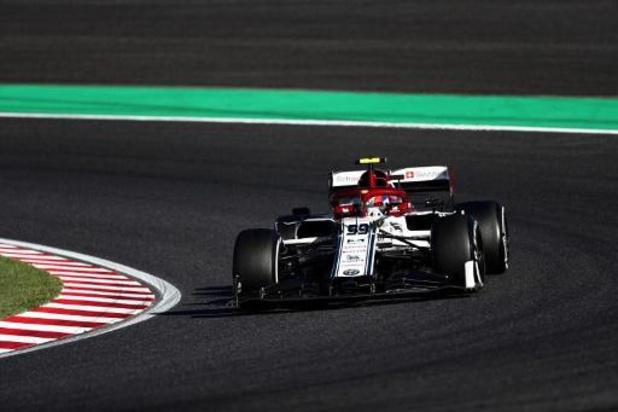 Antonio Giovinazzi prolonge chez Alfa Romeo