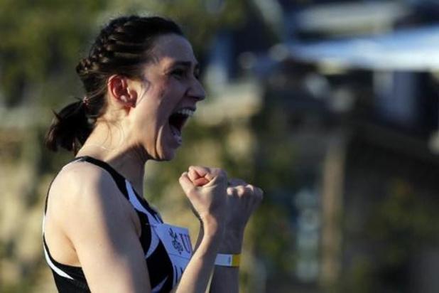 Mariya Lasitskene springt beste wereldjaarprestatie op Diamond Leaguefinale Zürich